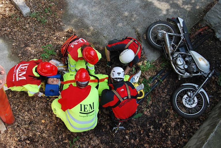 Noticias de prevención y emergencias