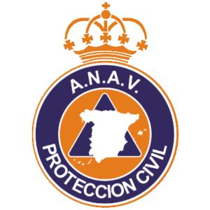 Logo ANAV Protección Civil