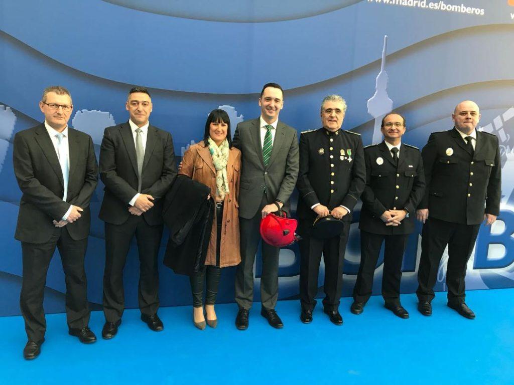 museo thyssen premiado por Bomberos de Madrid