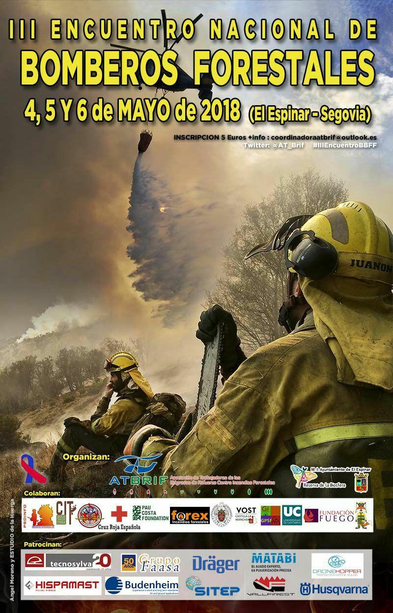 III encuentro bomberos forestales
